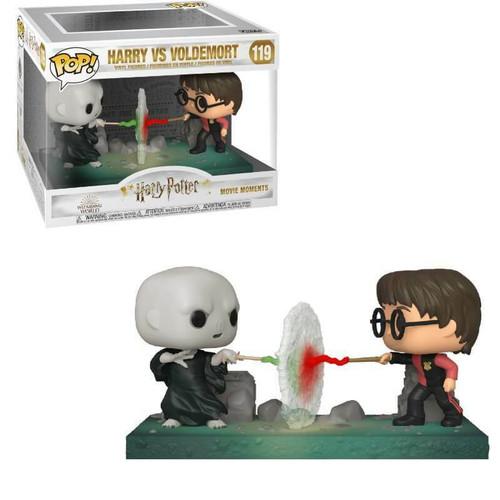Funko Pop! Harry Potter - Harry vs. Voldemort (#119)