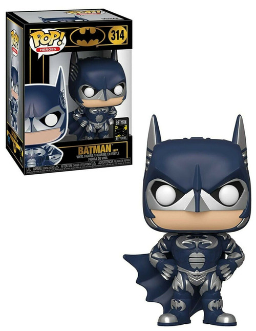 Funko POP! Heroes: Batman 80th - Batman 1997 (#314)