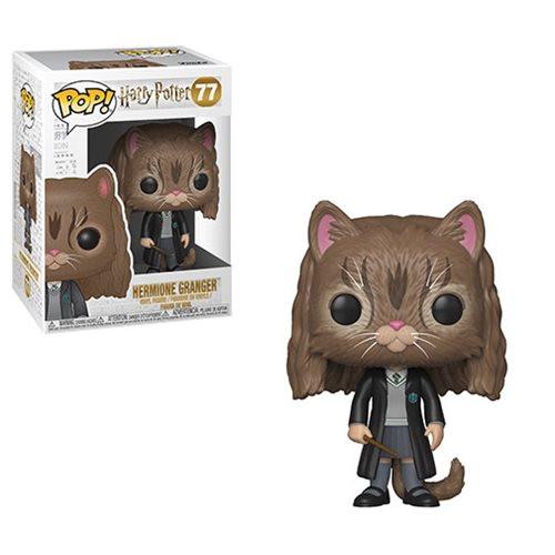 Funko Pop! Harry Potter - Hermione Granger as Cat  (#77)