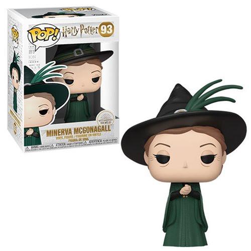 Funko Pop! Harry Potter - Minerva McGonagall (Yule)  (#93)