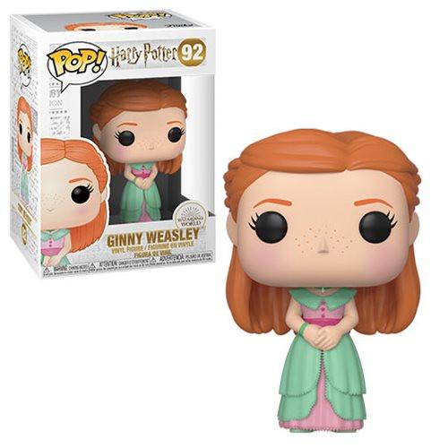 Funko Pop! Harry Potter - Ginny Weasley (Yule)  (#92)