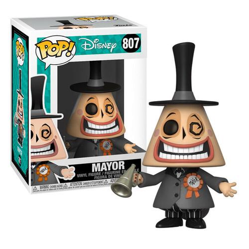 Funko Pop! Disney: The Nightmare Before Christmas - Mayor with Megaphone (#807)