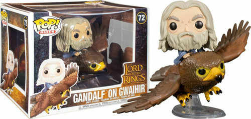 Funko Pop! Rides: The Lord of the Rings - Gandalf on Gwaihir (#72)
