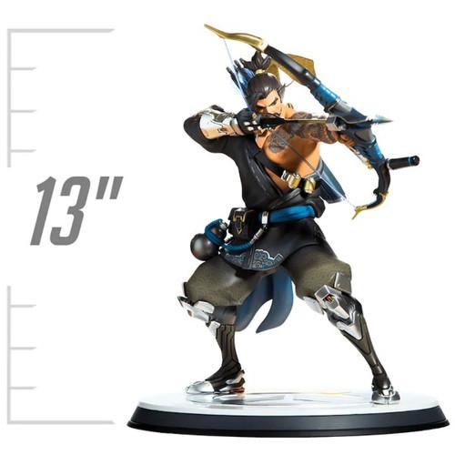 """Blizzard Entertainment - Overwatch Hanzo 13"""" Premium Stature"""