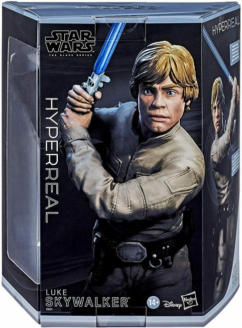 "Hasbro - Star Wars The Black Series - Luke Skywalker Hyperreal 8"" Action Figure"