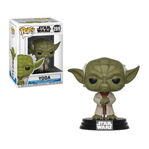 Funko POP! Star Wars: The Clone Wars - Yoda (#269)