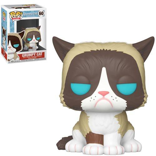 Funko Pop! Icons - Grumpy Cat (#60)