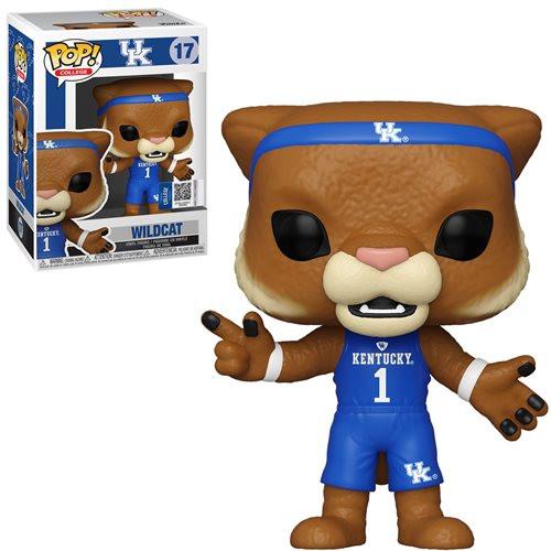 Funko Pop! College: University of Kentucky - Wildcat (#17)