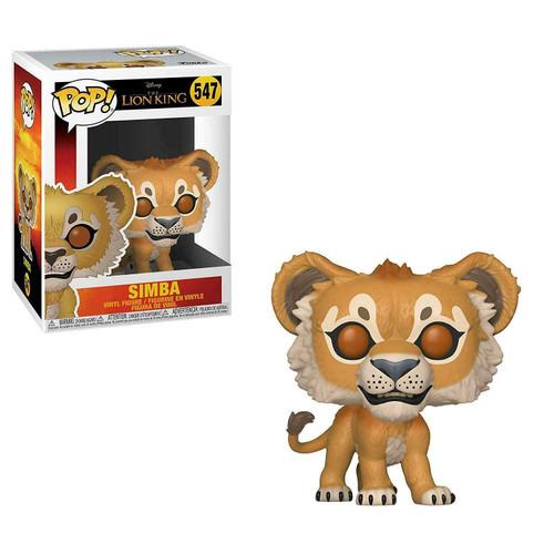 Funko Pop! Disney: The Lion King - Simba (#547)