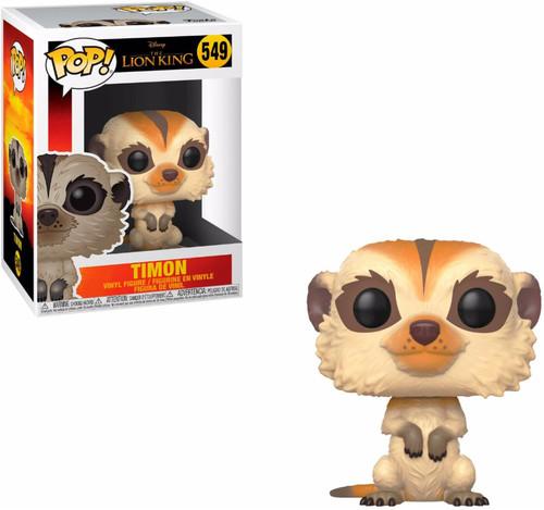 Funko Pop! Disney: The Lion King - Timon (#549)