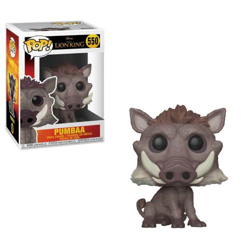 Funko Pop! Disney: The Lion King - Pumbaa (#550)