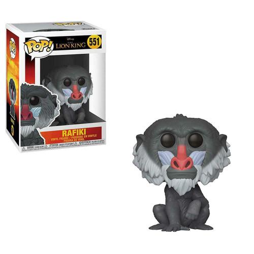 Funko Pop! Disney: The Lion King - Rafiki (#551)