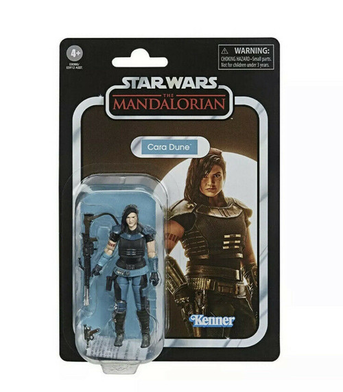 Hasbro - Star Wars The Vintage Collection: The Mandalorian - Cara Dune 3 3/4-Inch Figure