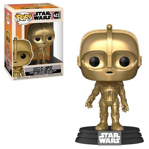 Funko POP! Star Wars: Concept Series - C-3PO (#423)