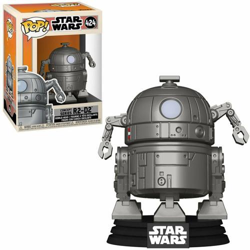 Funko POP! Star Wars: Concept Series - R2-D2 (#424)