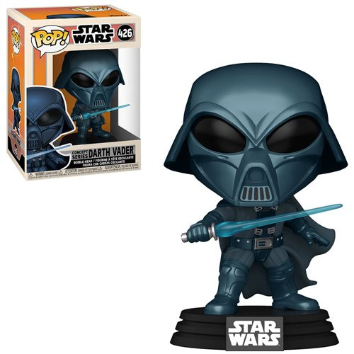 Funko POP! Star Wars: Concept Series - Dart Vader (#426)