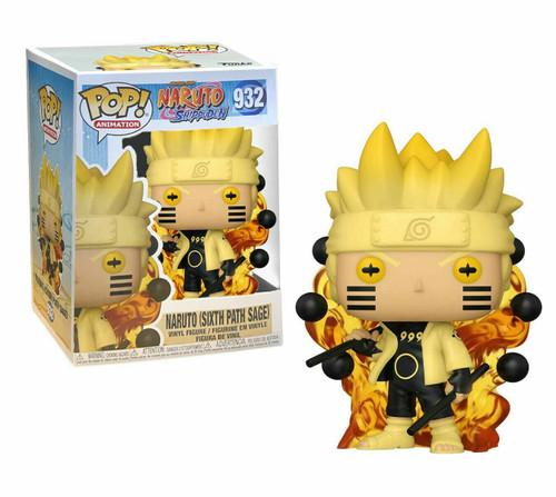 Funko Pop! Animation - Naruto: Shippuden - Naruto (Sixth Path Sage) (#932)