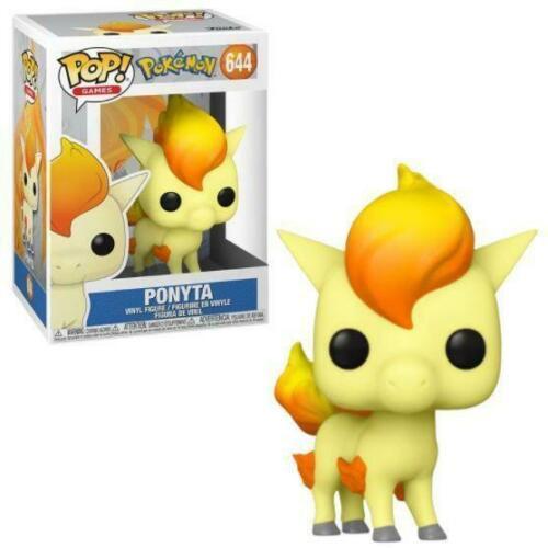 Funko Pop! Games: Pokemon - Ponyta (#644)