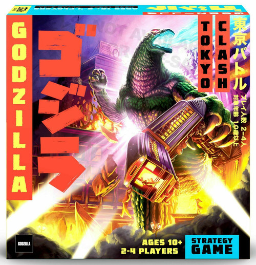 Funko Strategy Game - Godzilla: Tokyo Clash