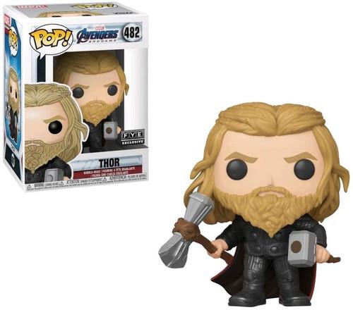 Funko Pop! Marvel - Avengers: Endgame - Thor (#452) FYE Exclusive