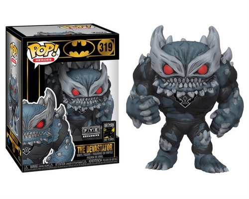 Funko POP! Heroes: Batman 80th - The Devastator (#319) FYE Exclusive