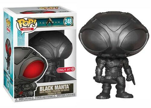 Funko Pop! Heroes: Aquaman - Black Manta (#248) Target Exclusive
