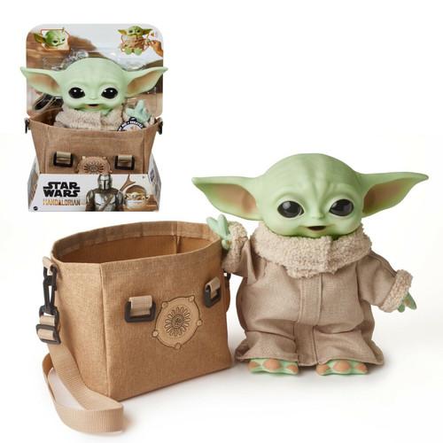 Mattel - Star Wars: The Mandalorian - The Child Premium Plush Bundle