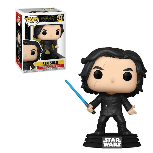 Funko Pop! Star Wars: The Rise of Skywalker - Ben Solo with Blue Saber (#431)