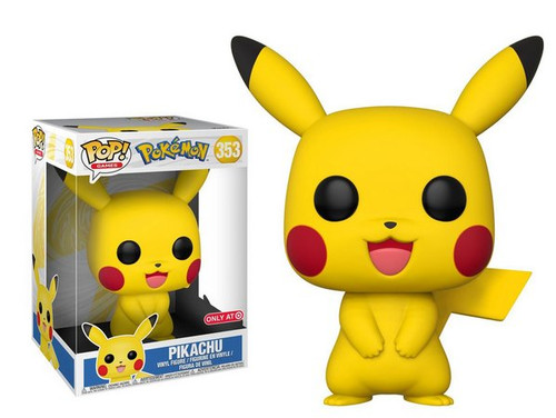 Funko Pop! Games: Pokemon - Pikachu (#353) Target Exclusive