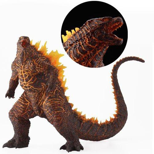 Art Series- Godzilla [2019] Burning Version - Hyper Solid Statue