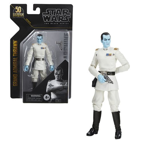 """Star Wars  The Black Series Archive Collection - Admiral Thrawn (6"""" Action Figure)"""