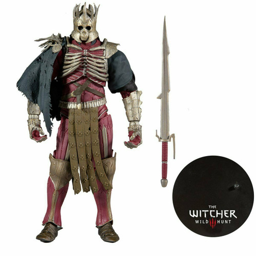 The Witcher 3: Wild Hunt - Eredin Breacc Glas  (Series 1 Action Figure)
