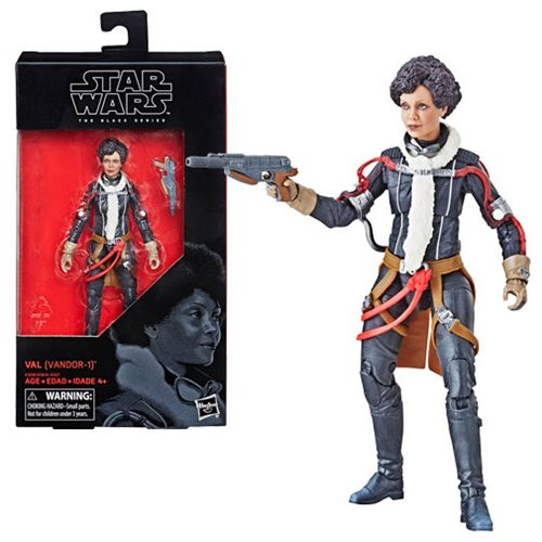 Star Wars  The Black Series: Val (Mimban) 6-inch Action Figure