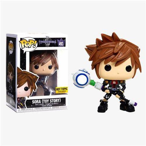 Funko Pop! Disney: Kingdom Hearts III - Sora (Toy Story) (#493) Hot Topic Exclusive