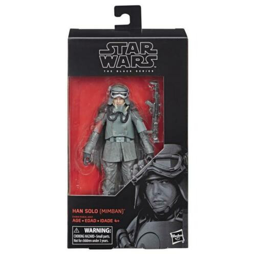 Star Wars  The Black Series: Han Solo (Mimban) 6-inch Action Figure