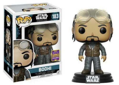 Funko POP! Star Wars: Rogue One - Bodhi (183) 2017 Summer Convention