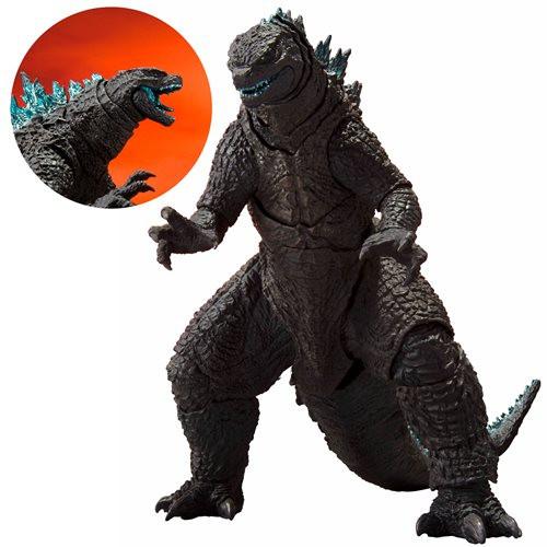 Godzilla vs. Kong 2021 Godzilla S.H.Monsterarts Action Figure