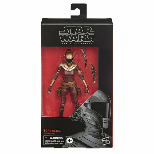 Star Wars The Black Series - Zorii Bliss (6-Inch Action Figure)