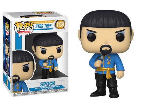 Funko Pop! TV: Star Trek - Spock (Mirror Mirror) (#1139)