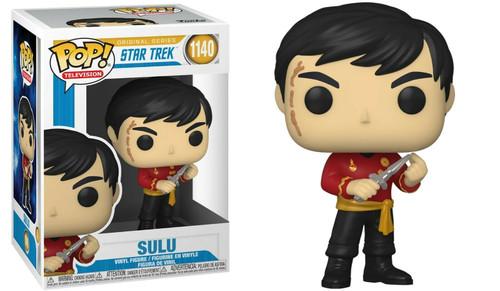 Funko Pop! TV: Star Trek - Sulu (Mirror Mirror) (#1140)