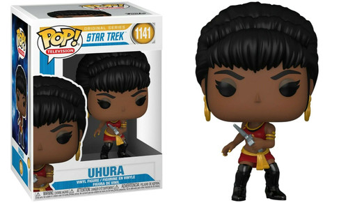 Funko Pop! TV: Star Trek - Uhura (Mirror Mirror) (#1141)