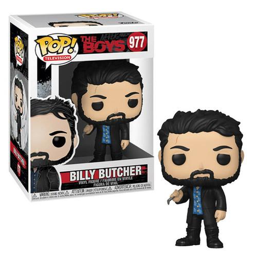 Funko Pop! TV: The Boys - Billy Butcher (#977)