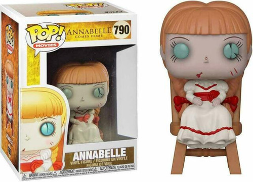 Funko Pop! Movies: Annabelle Comes Home - Annabelle in Chair (#790)