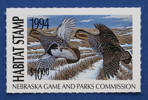 1994 Nebraska Habitat Stamp (NEH18)