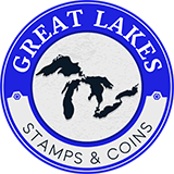 Great Lakes Stamps & Coins