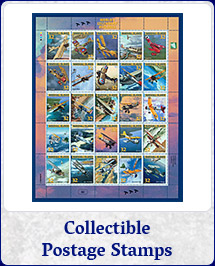 Shop Collectible Postage Stamps