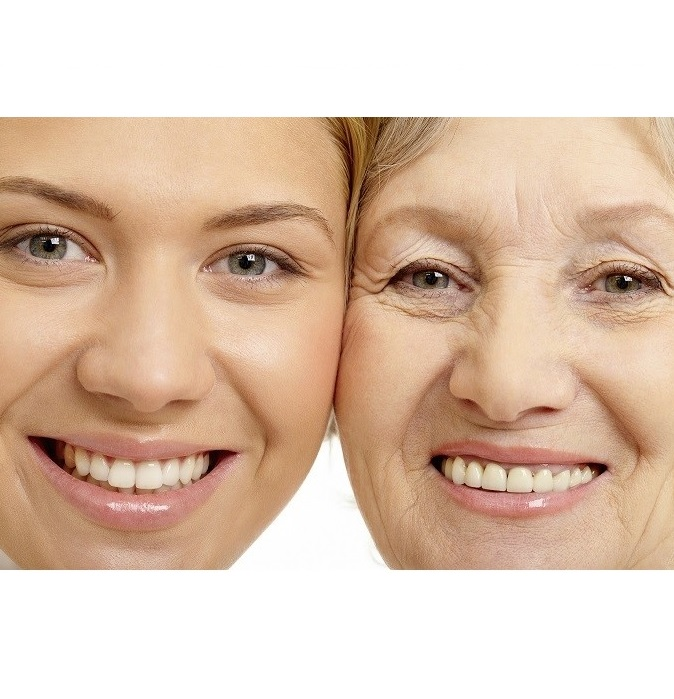 Types and Causes of Wrinkles