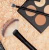 glo Skin Beauty Fan Highlighter Brush