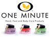 One Minute Moisturizing Scrub