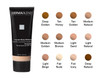 Dermablend Leg and Body Makeup Swatches